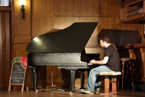 Kultur Live am 12.Oktober 2014 im Gasthof Bei der Becke Marian Walczyk