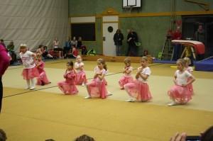 Ballett Weihnachtsfeier 2013